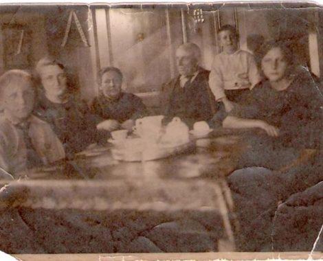 Familie Smit – 1925